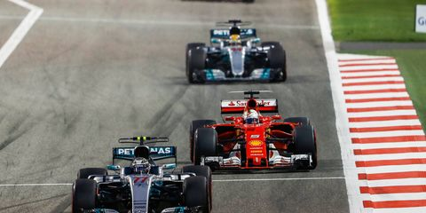 Liberty Media F1 boss Chase Carey would like to see Formula 1 come to a second U.S. city.