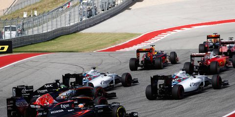 The Formula 1 circus has a new owner for 2017.