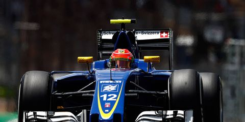 Despite scoring all of Sauber's F1 points (well, all two of them) in the 2016 season, Felipe Nasr's ride for 2017 is far from guaranteed.