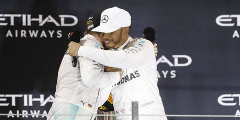 Lewis Hamilton and Nico Rosberg have a long and storied relationship predating their Mercedes F1 tenure.