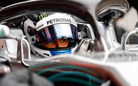 Formula 1 teams hit the track in Barcelona on Monday for the first of a four-day test session.