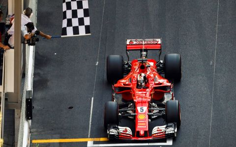 The sights of the 2017 Formula 1 Monaco Grand Prix , Sunday May 28, 2017
