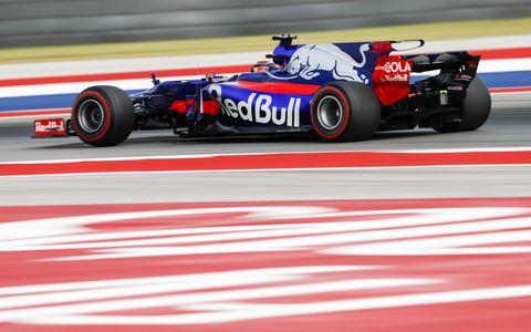 Toro Rosso F1 team