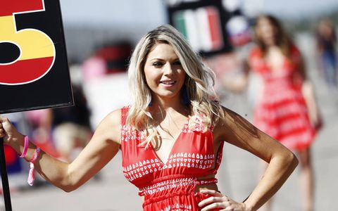 Sights from the Formula 1 2017 United States Grand Prix, Sunday Oct. 22, 2017.