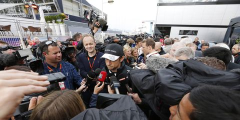 Driver Jenson Button, who is the director of the Grand Prix Drivers' Association, said he knows that fans are interested in having their opinions heard.