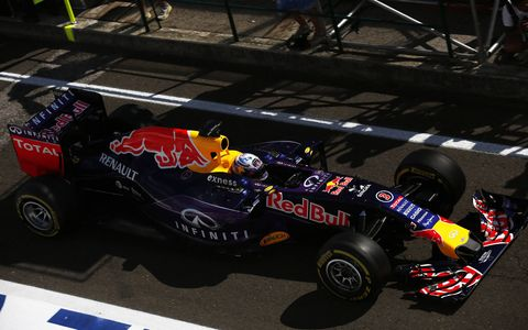 could formula one racing