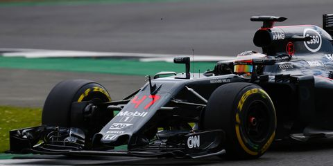 Incoming McLaren boss Jost Capito says Stoffel Vandoorne (shown earlier this year during testing at Silverstone) is ready for F1.