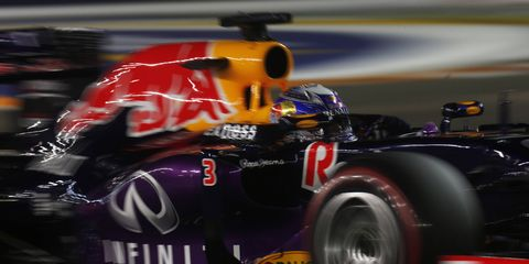 While most of the talk has been that Ferrari will be powering Red Bull in 2016, rumors persist that Volkswagen -- through its Audi brand -- may be interested in Formula One effort with the four-time championship team.