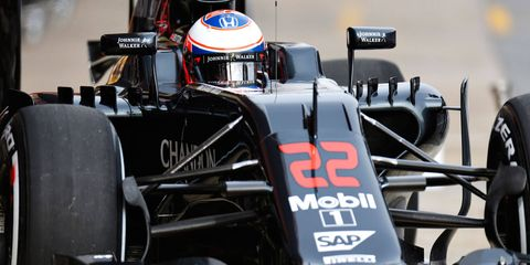 Jenson Button and the rest of the Formula One crew begin the season on March 20 in Australia.