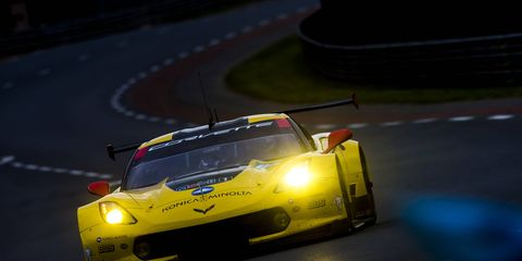 Corvette Racing goes to Virginia International Raceway with two-race winning streak.