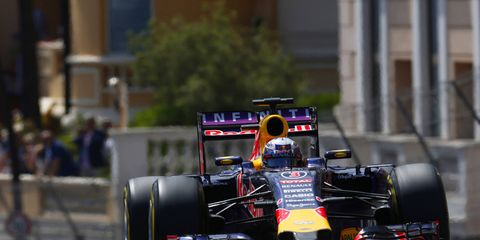 Daniel Ricciardo qualified a strong fourth for the F1 Monaco Grand Prix. He finished fifth.