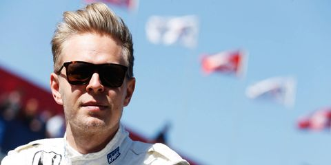 Kevin Magnussen is free to explore other other opportunities following his release from McLaren-Honda.