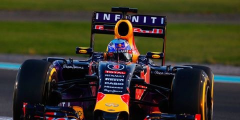 Daniel Ricciardo will have a new-look ride in 2016 after the decision to drop Renault and Infiniti branding on the Red Bull Racing car.