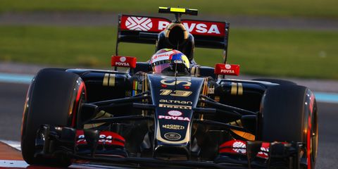 Renault's purchase of Lotus could be a game-changer for that team going forward.