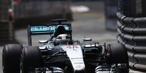 Nico Rosberg put another Formula One win in the books for Mercedes on Sunday in Monaco.