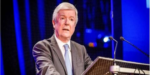 Lord Tony Hall has served as director-general of the BBC since 2012.