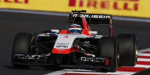 The Manor/Marussia Formula One team is deeply embroiled in controversy.