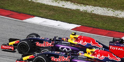 According to Red Bull boss Dr. Helmut Marko, the racing team and its engine manufacturer have buried the hatchet. The two sides have been sniping at one another in the media for most of the young season.