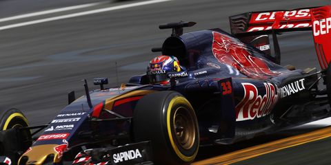 Toro Rosso driver Max Verstappen is intrigued by the possibility of running a sports car at Le Mans.