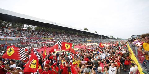 Formula One will head to Monza for the Italian Grand Prix this weekend.