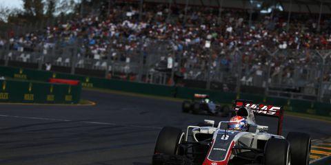 "Bernie Ecclestone called Haas F1 ""a Ferrari second team.'"