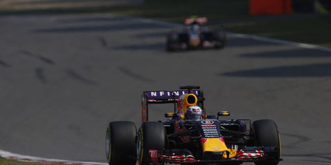 Red Bull's Christian Horner downplayed rumors that the team would leave Formula One.