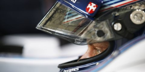Valtteri Bottas hasn't ruled out staying with Williams in 2016.