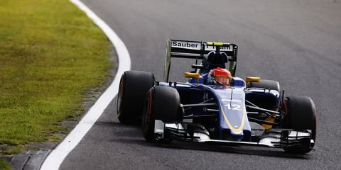 Sauber boss Monisha Kaltenborn says costs have spiraled out of control in Formula One, making it impossible for smaller teams to compete for podiums.
