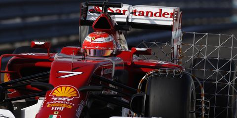According to new Ferrari chairman Sergio Marchionne, Ferrari is going to have a tough year in 2015.