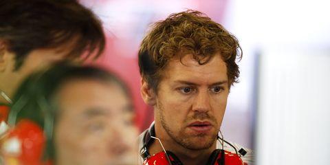 According to Red Bull Racing's Christian Horner, Sebastian Vettel considered retiring after rough 2014 season.