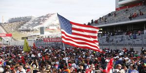U.S. Grand Prix boss Jason Dial recently responded to Bernie Ecclestone's disparaging remarks about America.