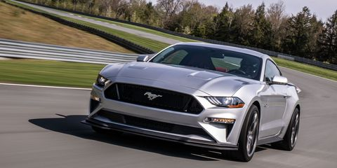 The 2018 Ford Mustang GT now offers the Performance Pack 2 option for $6,500.