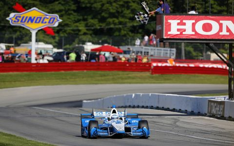 Sights from the IndyCar Series Honda Indy 200 at Mid-Ohio, Sunday, July 30, 2017.