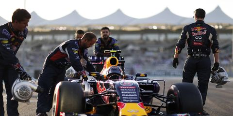 Renault has announced that will return to F1 as a works team in 2016. Red Bull will use TAG Heuer-branded engines.