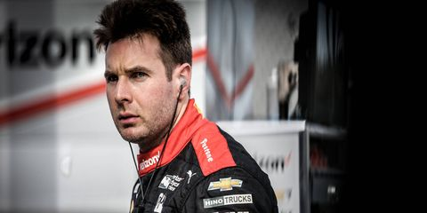 Will Power is a two-time winner of the Long Beach Grand Prix.