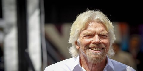 Sir Richard Branson, founder of Virgin Group and chief of the Virgin Racing Formula e team, says that within four or five years, Formula E will be more popular than Formula One.