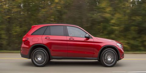 Mercedes planned to offer a number of BlueTec diesel models in the U.S., including the GLC-Class.