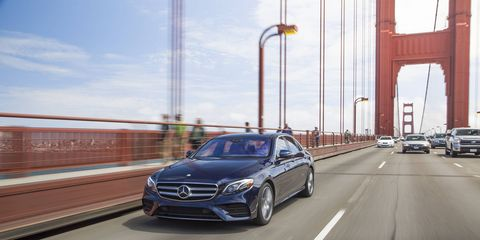 Semi-autonomous cars like the Mercedes-Benz E-Class will only get better technology through these development and testing facilities.