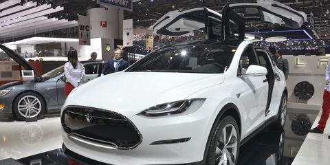 Even though the Model X got a lukewarm reception, there is still use for this platform.