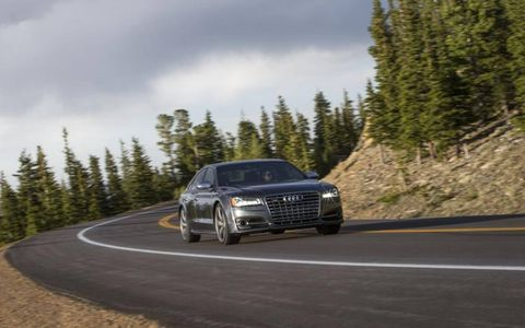 We find that the 2015 Audi S8 is one of the finest Teutonic sport sedans anywhere.