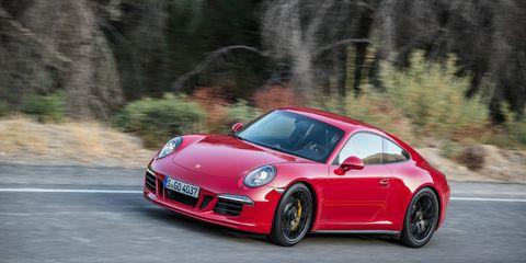 The Porsche 911 Carrera GTS starts at $115,195.