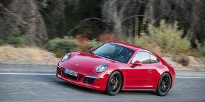 Porsche 911 Carrera GTS test drive and road test.