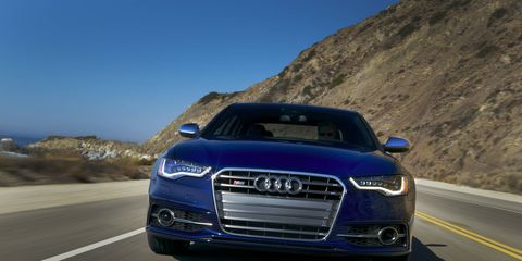The 2014 Audi S6 costs $81,470.