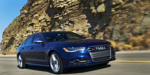 The 2015 Audi S6 comes in at a base price of $76,425 with our tester reaching $81,675 with a few additional features tacked on.