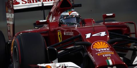 According to Fernando Alonso's manager Flavio Bratore, the F1 driver was tired of Ferrari promising, then failing to deliver, a winning car.