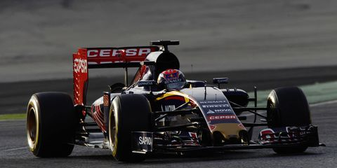Max Verstappen, 17, is making his Formula One debut at Melbourne on Sunday for Toro Rosso.