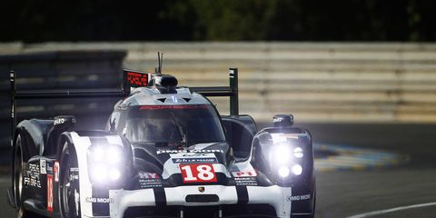 Neel Jani capped a quick day at Le Mans with a pole speed of 3 minutes,16.887 seconds on Thursday.