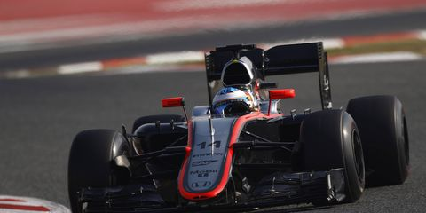 Fernando Alsono is expected to make his 2015 Formula One race debut in Malaysia on March 29.