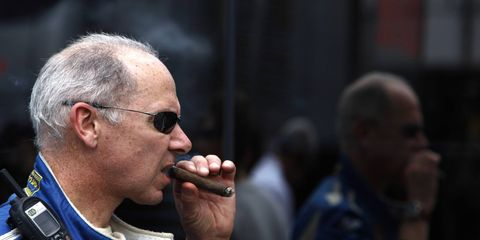 Former Formula One doctor Gary Hartstein, shown in a picture from 2007, is claiming that the FIA tried to get him fired from his position at University Hospital in Liege (Belgium).