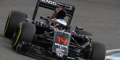 Fernando Alonso said Ferrari will improve in 2017.